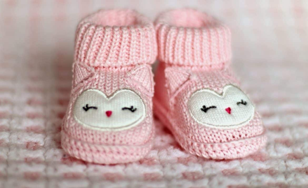 Best Yarn For Knitting Baby Booties