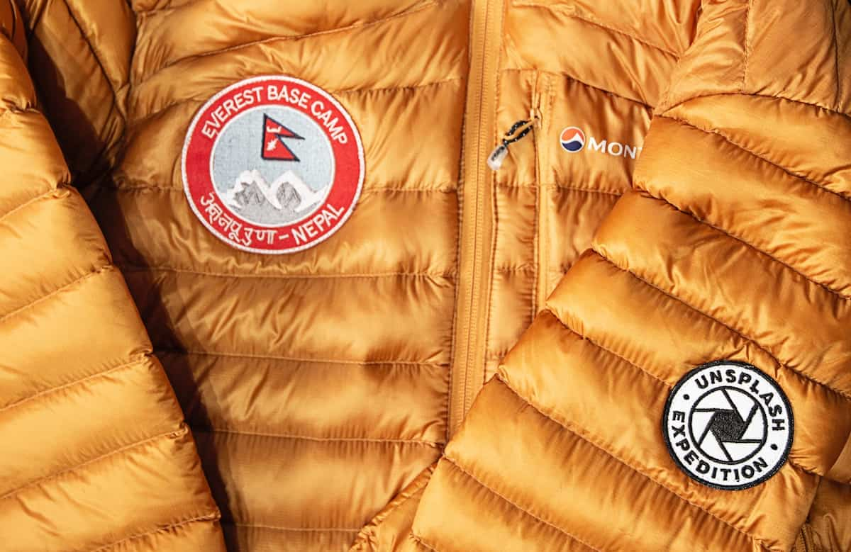 How To Sew A Patch On A Nylon Jacket The Creative Folk