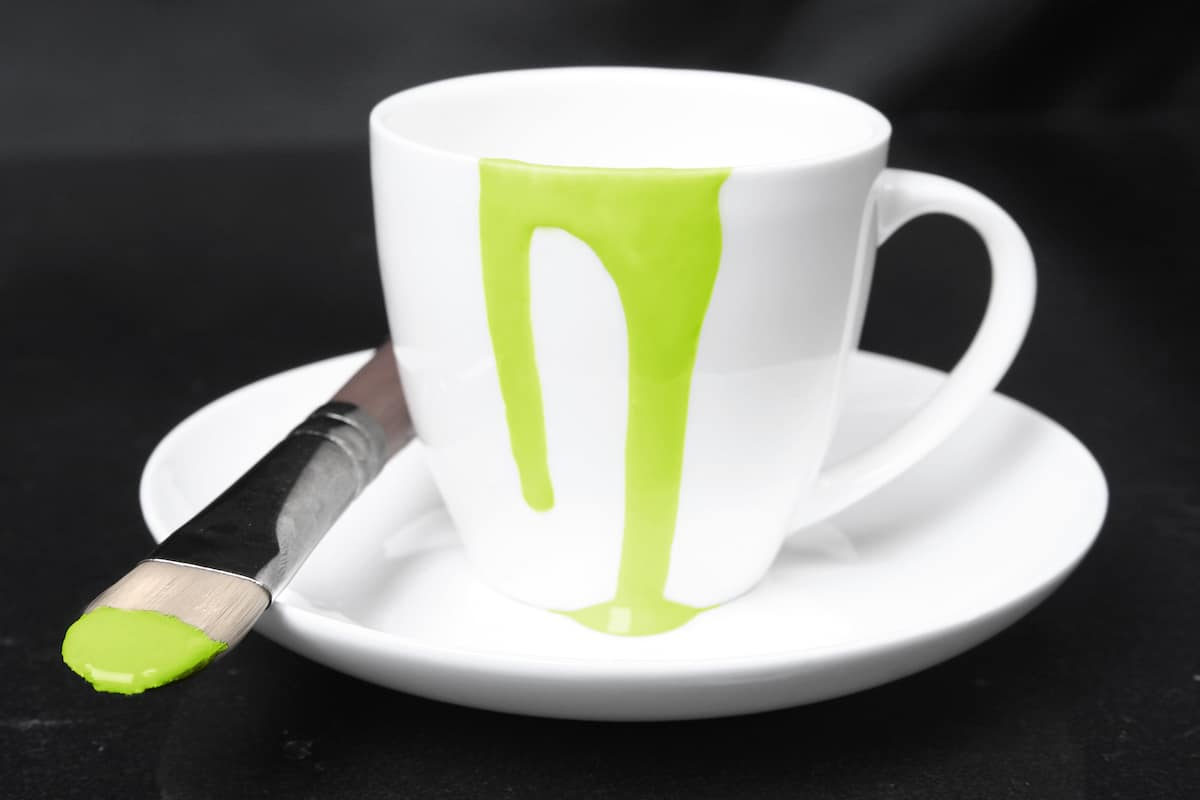 How To Seal Acrylic Paint On Ceramic Mugs The Creative Folk